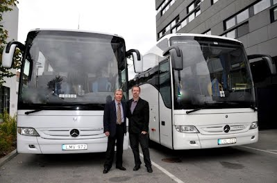 Coach Rental Budapest from Fitos-Bus